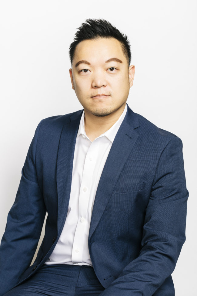 Portrait of Alexander Yiu