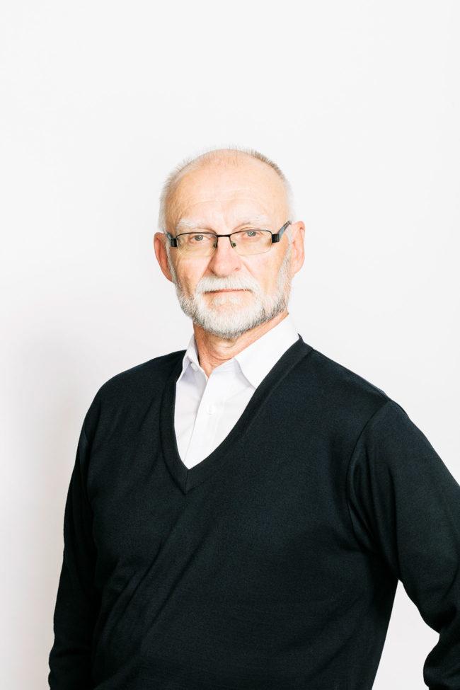 Portrait of Jerome Slavik